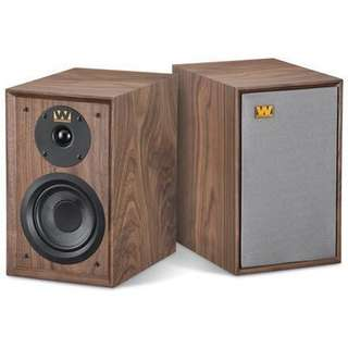 Wharfedale Denton 80th Anniversary Limited Edition (Walnut, Rare)