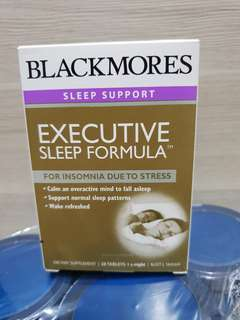 Blackmores Sleep Support Tablets
