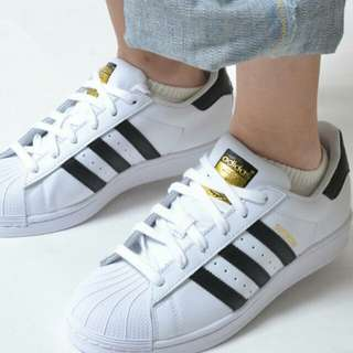INSTOCK Adidas Superstar Shoes (BNIB)