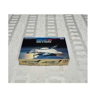 F4D-1 Skyray  1/72 Scale   TAMIYA