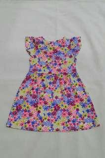 Floral Dress Mothercare ORI