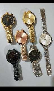 Michael Kors Original Chain Watch