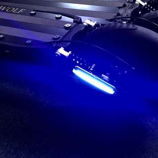 Electric Scooter Rear Suspension Light