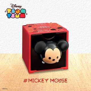 7-11 Disney Tsum Tsum 百變組合Box - Mickey 米奇頭/ Mickey 米奇set