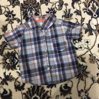 ‼️Markdown‼️carter's baby shirt