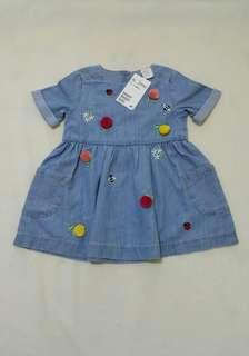 Dress Bayi H & M