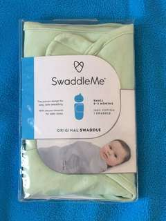 Swaddle Me color green