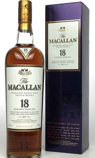 Macallan 18 Sherry Oak (2017)