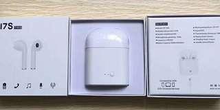 i7s TWS 無線迷你藍牙耳機 連充電盒