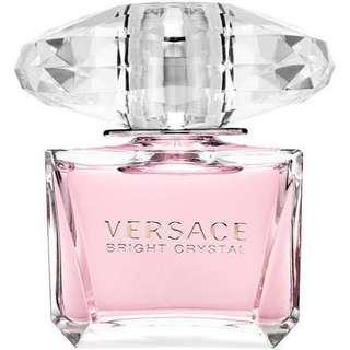50mL Versace Bright Crystal UNOPENED