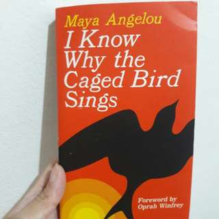 i know why the caged bird sings by maya angelou (eng)