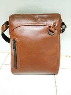 Tas Kulit Selempqng Bags Casual Fashion WZ.020