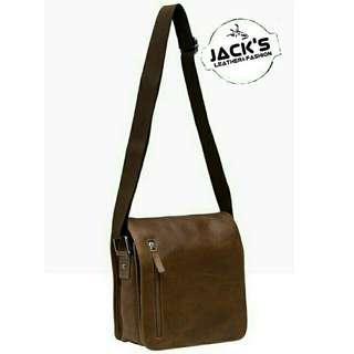 Tas Kulit Selempang Bags Casual Fashion WZ.023