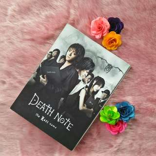 Death Note / Death Note The Last Name Complete Set + Special CD (Original, NO Subtitles)