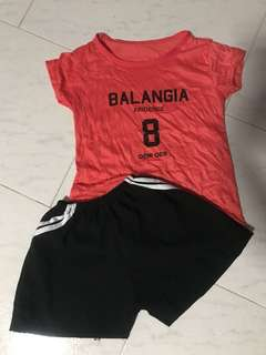 🚚 Balangia set