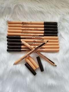 2in1 eyebrow eyeliner with concealer pencil