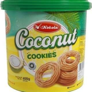 Kokola Coconut Biscuit (Trial / Repack)