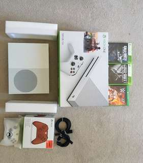 Xbox One S!!!! Price negotiable...