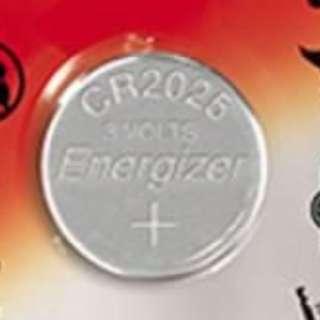 CR2025 round battery=3pcs
