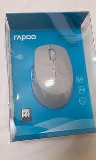 Rapoo 藍牙無線Mouse M300 全新未拆封