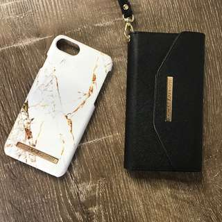 iPhone 7 Wallet + FREE case