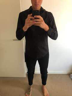 Blaq Shirt in Black