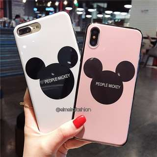 SoftCase Oppo Mickey Cute