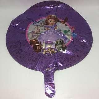 Princess Sofia the First 17-inches Foil Balloon 27529