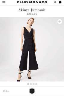 Club Monaco Jumpsuit size 6