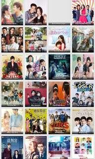 KOREAN TV series For SALE (3for100)