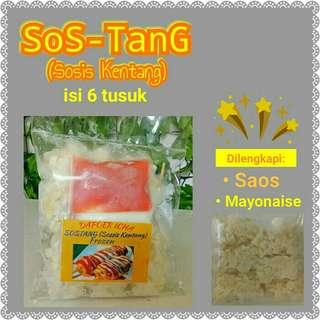 Sostang (sosis kentang)