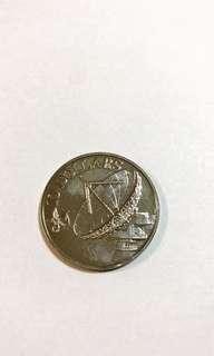 Satellite Coin 1980