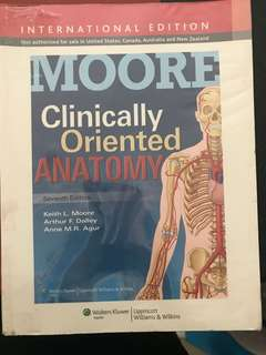 Moore Anatomy 7th Edition