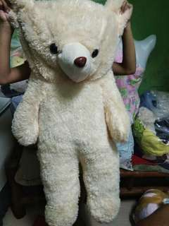 4.5 ft teddy bear