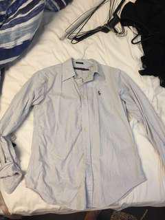 Ralph Lauren Dress Shirt Women