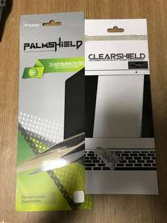 Brand new clear shield for MacBook Pro 13