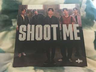 Day6 Youth: part 1 shoot me album