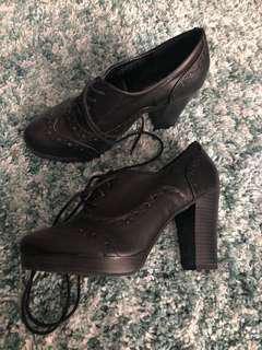 Cute vintage style shoes