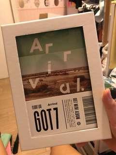 GOT7 Arrival Mini Album