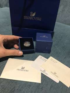 AUTHENTIC SWAROVSKI Ring