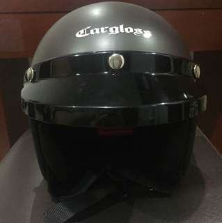 Helm Cargloss - Expresso Brown