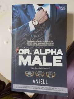 Novel Dr Alpha Male