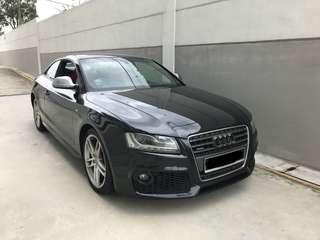 Audi S5 4.2A 2010