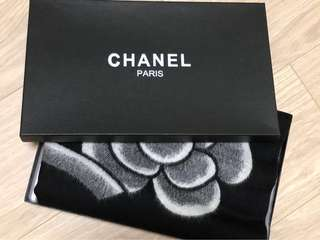 (Brand New) Chanel Cashmere Scarf