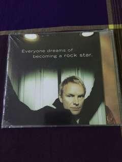 CD Audio Sting Desert Rose Single