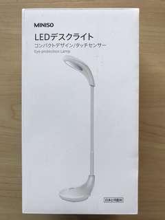 🚚 Miniso 高爾夫造型台燈(95成新)