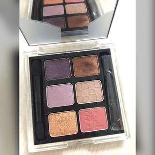 Shu Uemura Eye Shadow Blush Face Color 特別版限量版眼影胭脂彩妝盒 植村秀