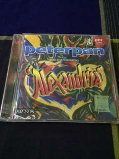 CD Audio Peter Pan Alexandria