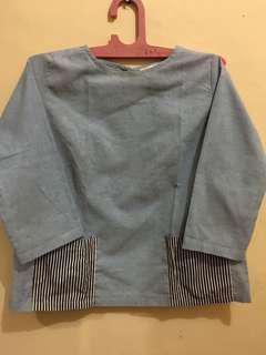 REPRICE BKK blouse denim
