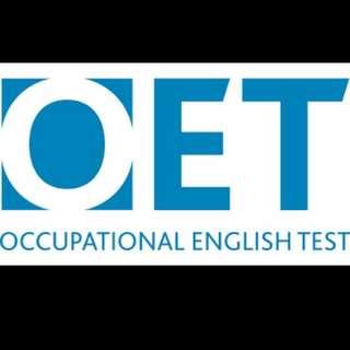 Oet 10-15 Sets For Nurses